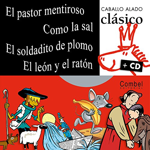 El pastor mentiroso, Como la sal, El: Combel Editorial
