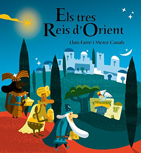9788498253689: Els tres Reis d'Orient (Llegendes pop-up)