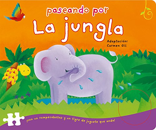 9788498253887: La jungla (Paseando por)