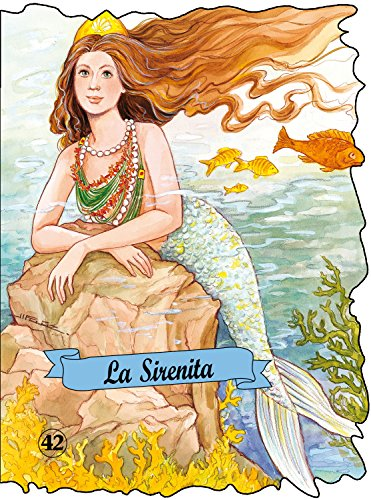 La Sirenita: Carmen Blázquez Gil