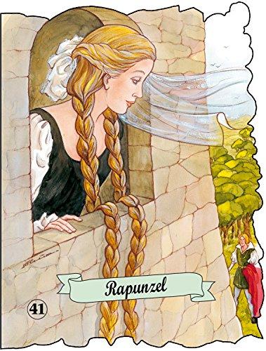 9788498254037: Rapunzel (Troquelados clásicos)