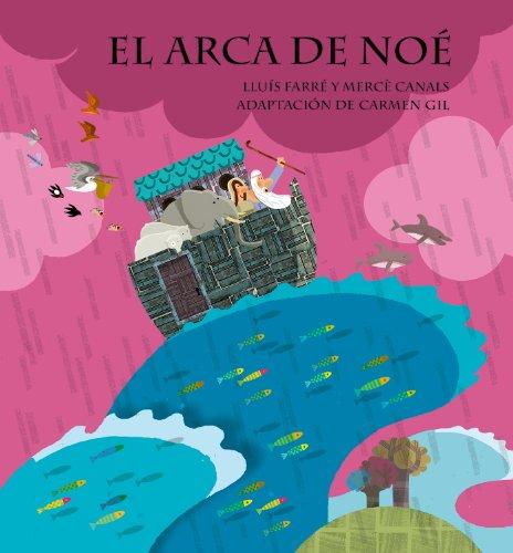 9788498254815: El arca de Noé (Leyendas pop-up)