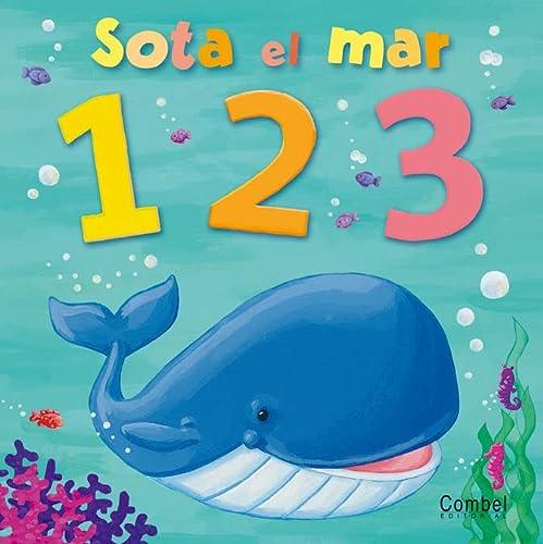 9788498255188: Sota el mar 1, 2, 3 (Llibre + Trencaclosques)