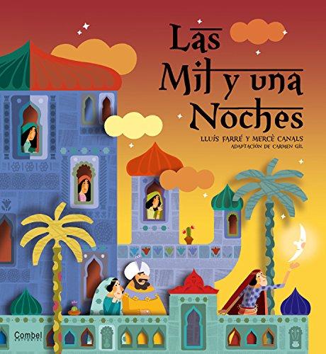 9788498255829: Las mil y una noches (Leyendas pop-up)