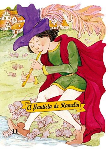 9788498255980: El Flautista de Hamelin (Troquelados clásicos)