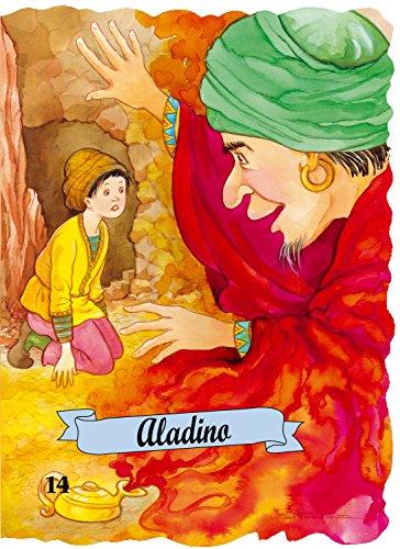 9788498256017: Aladino (Troquelados clásicos)