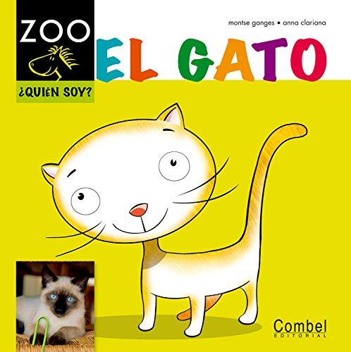 9788498256208: El gato (Caballo alado ZOO) (Spanish Edition)