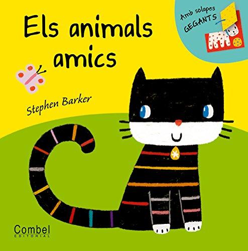 9788498256598: Els animals amics (Flip Flap)