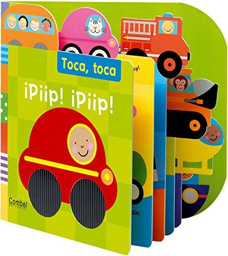 9788498256666: ¡Piip! ¡Piip! (Toca toca series) (Spanish Edition)