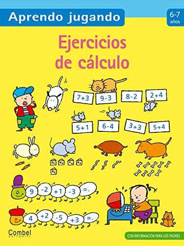 9788498257113: Ejercicios de cálculo (Aprendo jugando) (Spanish Edition)