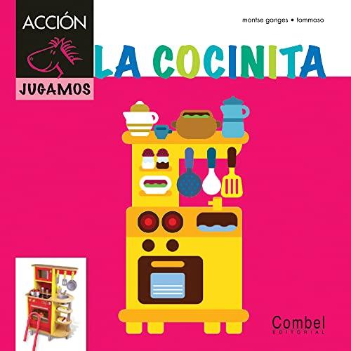 La cocinita/The kitchenette (Caballo Alado Accion): Montse Ganges