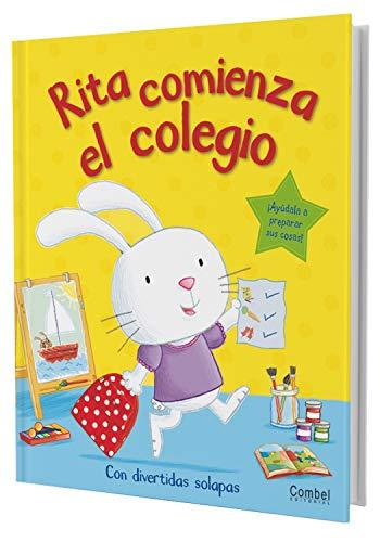9788498257564: Rita comienza el colegio (Libros Actividades)