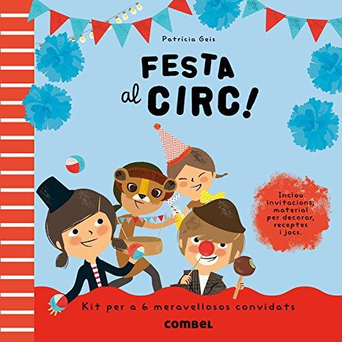 9788498258165: Festa al circ!