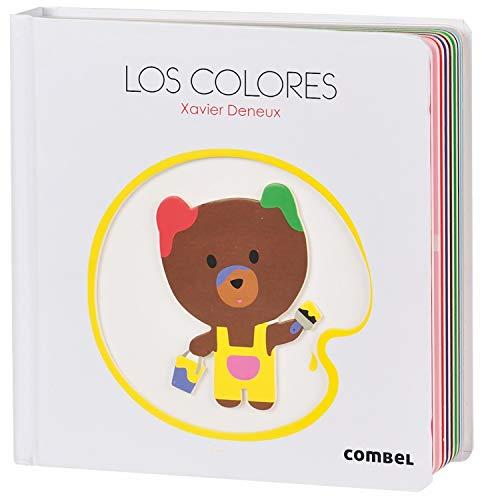 9788498258332: Los colores