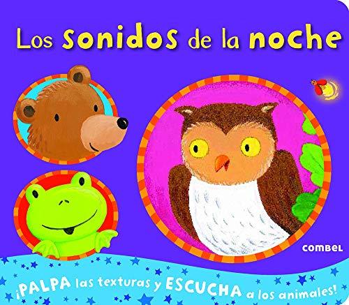 9788498258523: Los sonidos de la noche (Los sonidos de los animales) (Spanish Edition)
