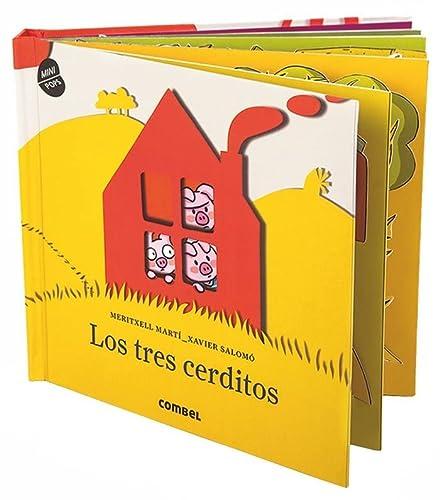 9788498258851: Los tres cerditos (Mini Pops)