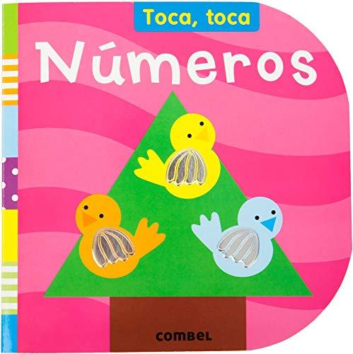 9788498259346: Números (Toca toca series) (Spanish Edition)