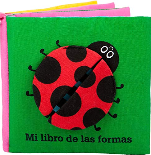 9788498259360: Mi libro de las formas: Fabric