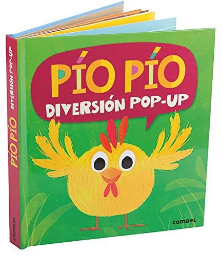 9788498259544: Pío pío: Diversión Pop-Up (Spanish Edition)