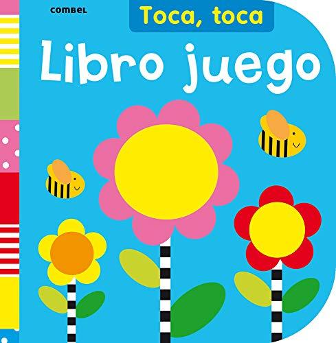 9788498259568: Libro juego (Toca toca series) (Spanish Edition)