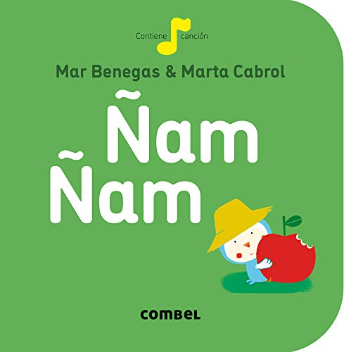 9788498259681: Ñam ñam (La cereza) (Spanish Edition)