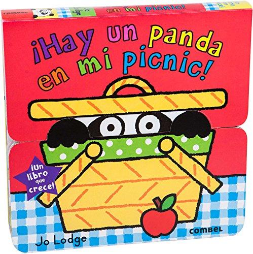 Â¡Hay un panda en mi picnic! (Libros: Jo Lodge