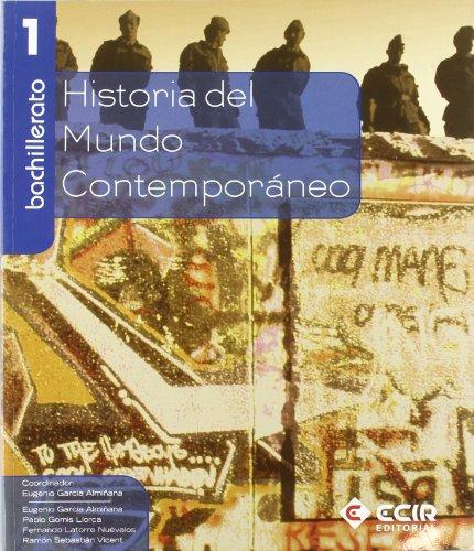 9788498263794: Historia del Mundo Contemporaneo 1º Bachillerato