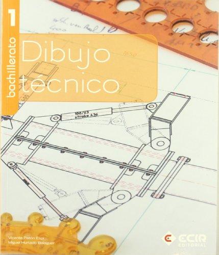 9788498263800: Dibujo Técnico 1º Bachillerato / 2008