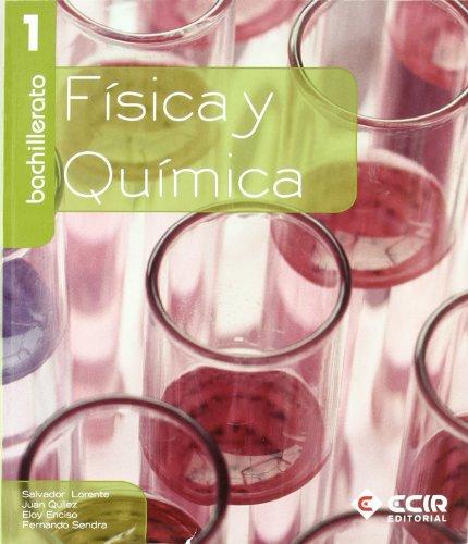 9788498263817: Fisica y Quimica 1º Bachillerato
