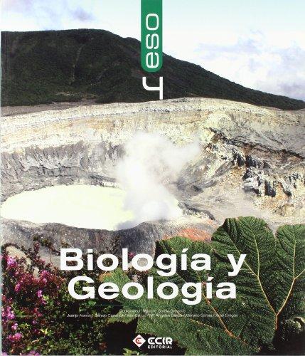 9788498263862: Biología y Geología 4º E.S.O. /2008 - 9788498263862