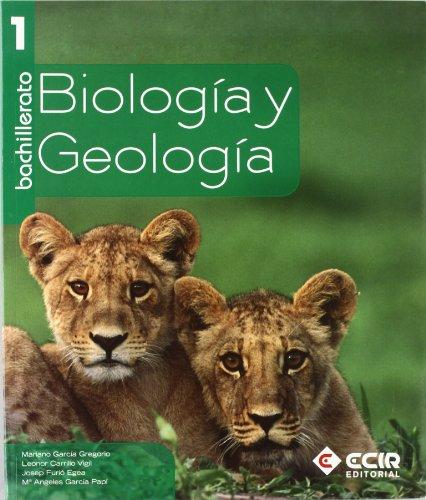 9788498263886: Biología y Geología 1º Bachillerato/2008-9788498263886