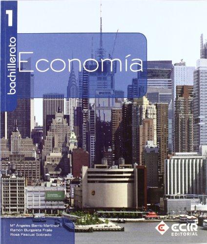 9788498263923: Economía 1º Bachillerato/2008-9788498263923