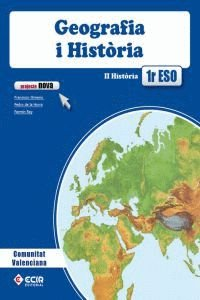 9788498265958: Eso 1 - Geografia I Historia - Nova (valencia)