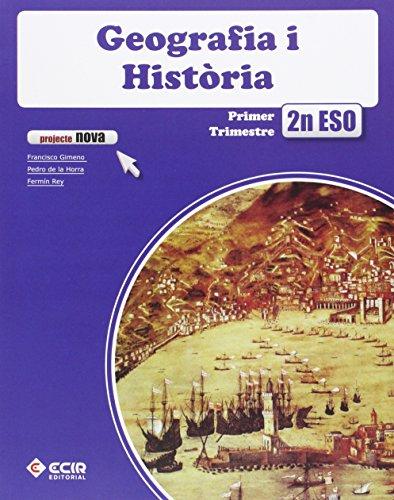 9788498266696: Eso 2 - Geografia I Historia - Nova (valencia)