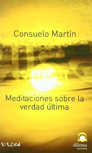 9788498270136: Meditaciones sobre la verdad última