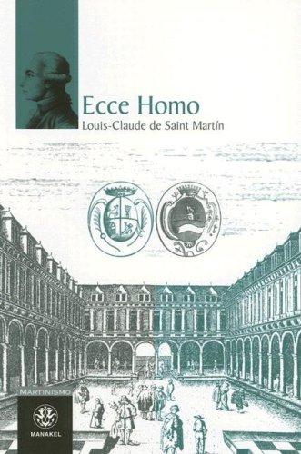 9788498270143: Ecce Homo (Spanish Edition)