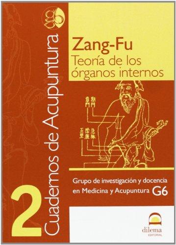 9788498270402: Cuadernos de Acupuntura 2: Zang-fu Teoría de los órganos internos (Spanish Edition)