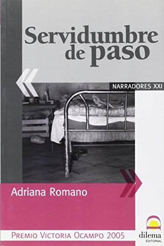 9788498270488: SERVIDUMBRE DE PASO