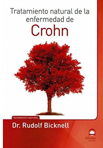 9788498274172: Tratamiento natural de la enfermedad de Crohn