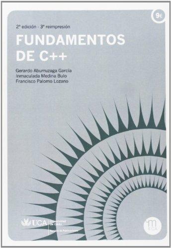 9788498280074: FUNDAMENTOS DE C++
