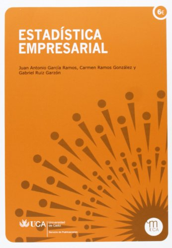 Estadística empresarial: Gabriel Ruiz Garzón,