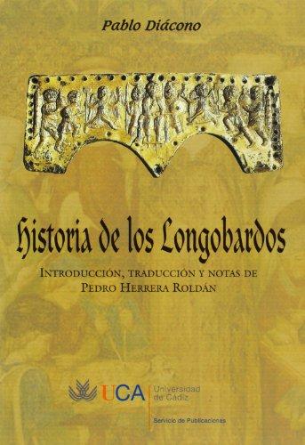 9788498280722: Historia de los Longobardos