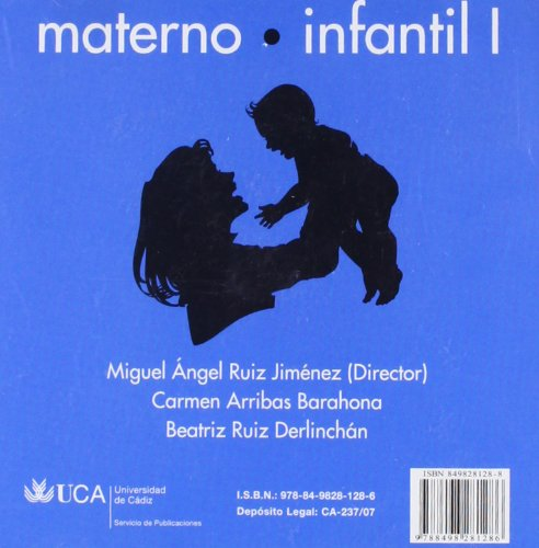 Apuntes de materno-infantil I: Arribas Barahona, Carmen/Ruiz