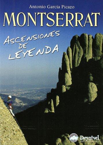 9788498290950: Montserrat - ascensiones de leyenda