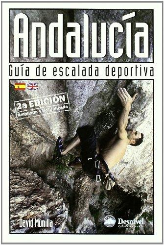 9788498290974: Andalucía. Guía de escalada deportiva