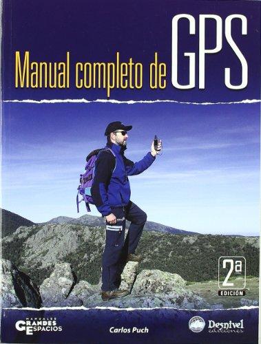 9788498291162: Manual completo de gps