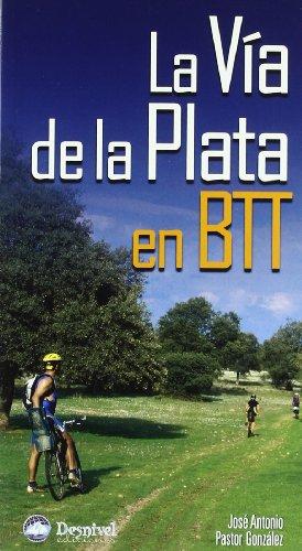 9788498291278: La Vía de la Plata en BTT