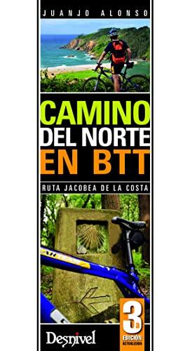 9788498291834: Camino del Norte en BTT (Guias Cicloturistas)