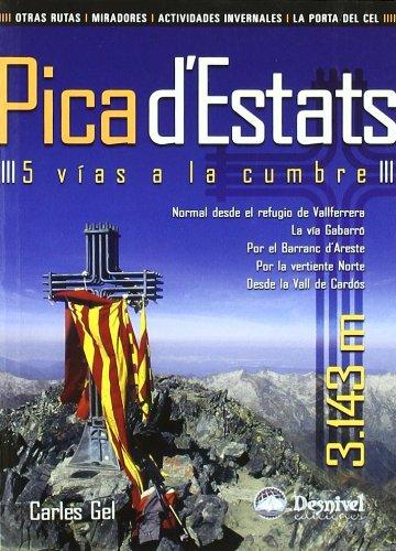 """9788498291896: Pica dâ""""¢Estats: 5 vias a la cumbre"""