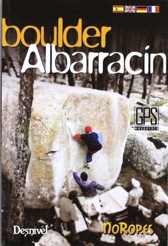 9788498292510: Boulder Albarracin